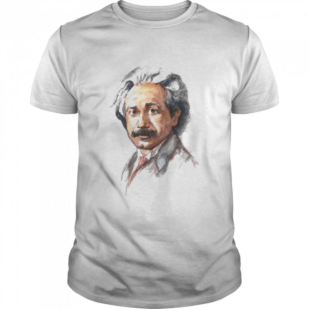 Albert Einstein shirt