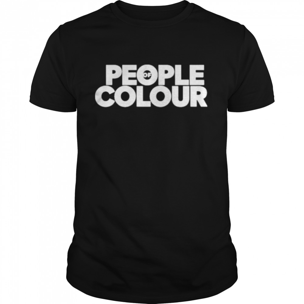 people of colour shirt