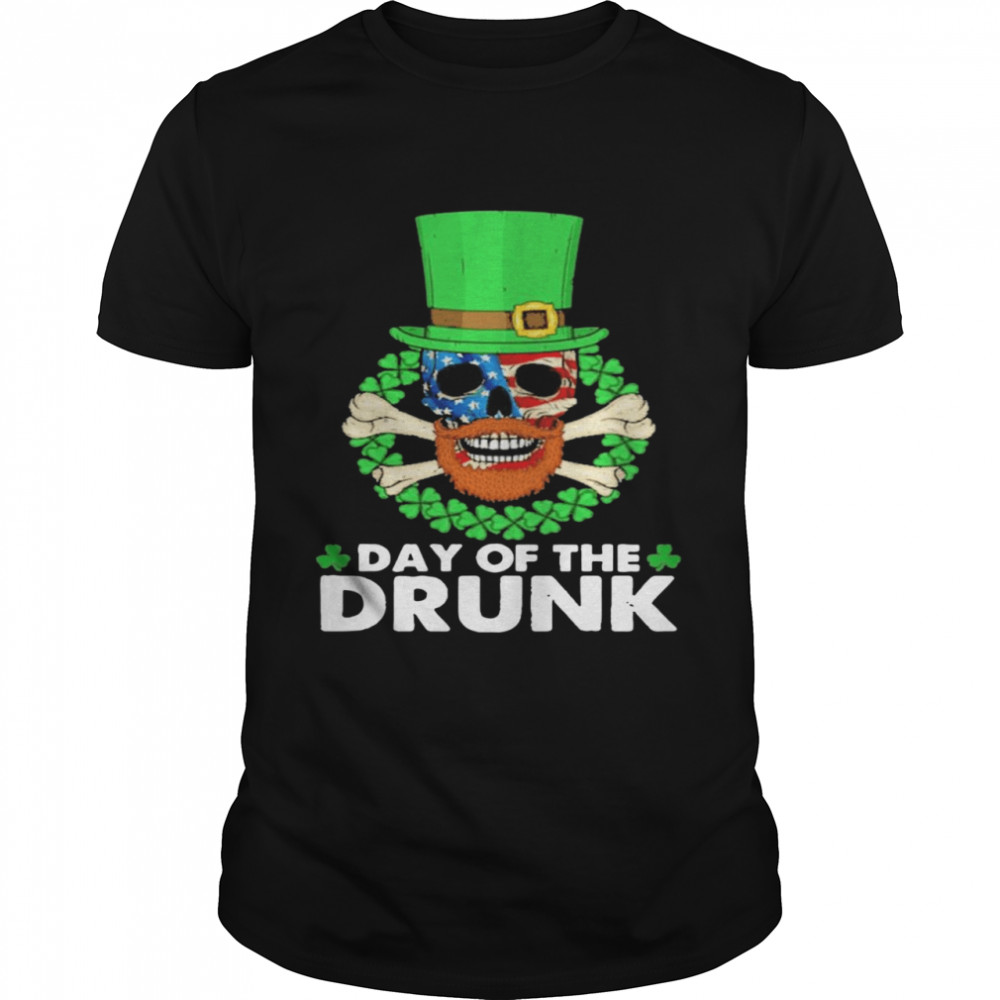 American Day Of The Drunk shirt
