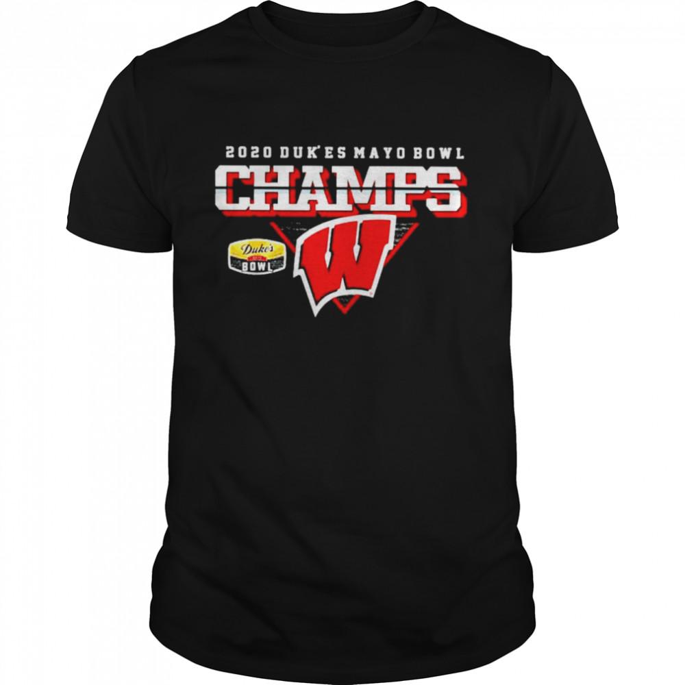 2020 Dukes mayo bowl champs shirt