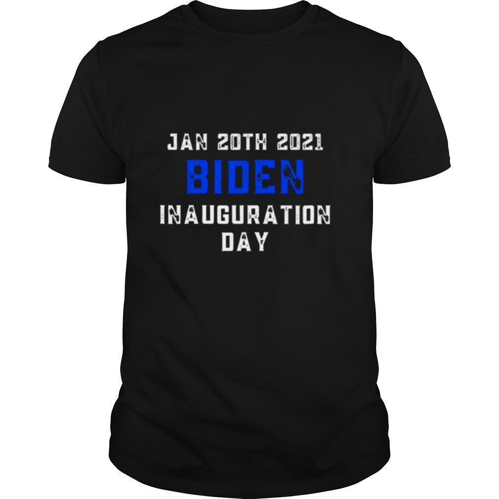 Biden 46th President Inauguration Day Novelty shirt
