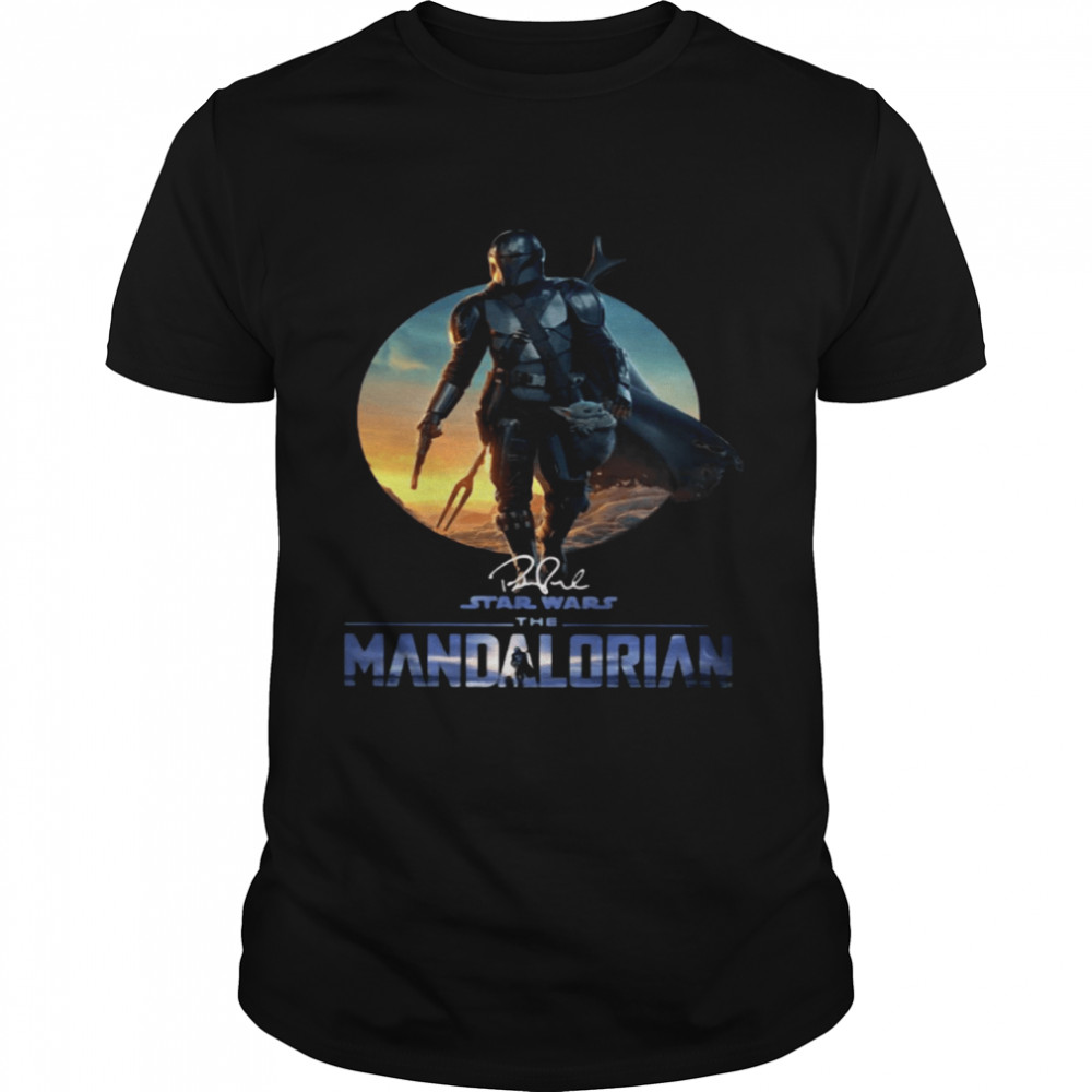 Star Wars The Mandalorian shirt