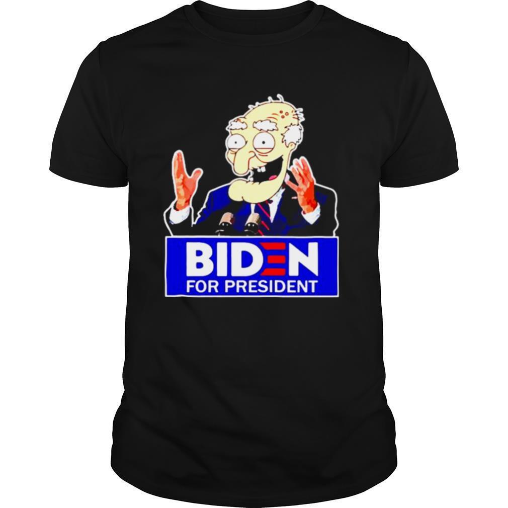 Joe Biden Chibi for President America shirt