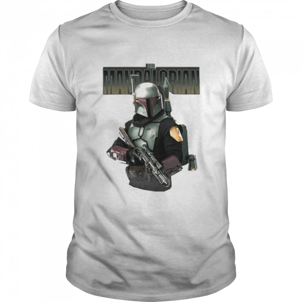 The Mandalorian Star Wars shirt
