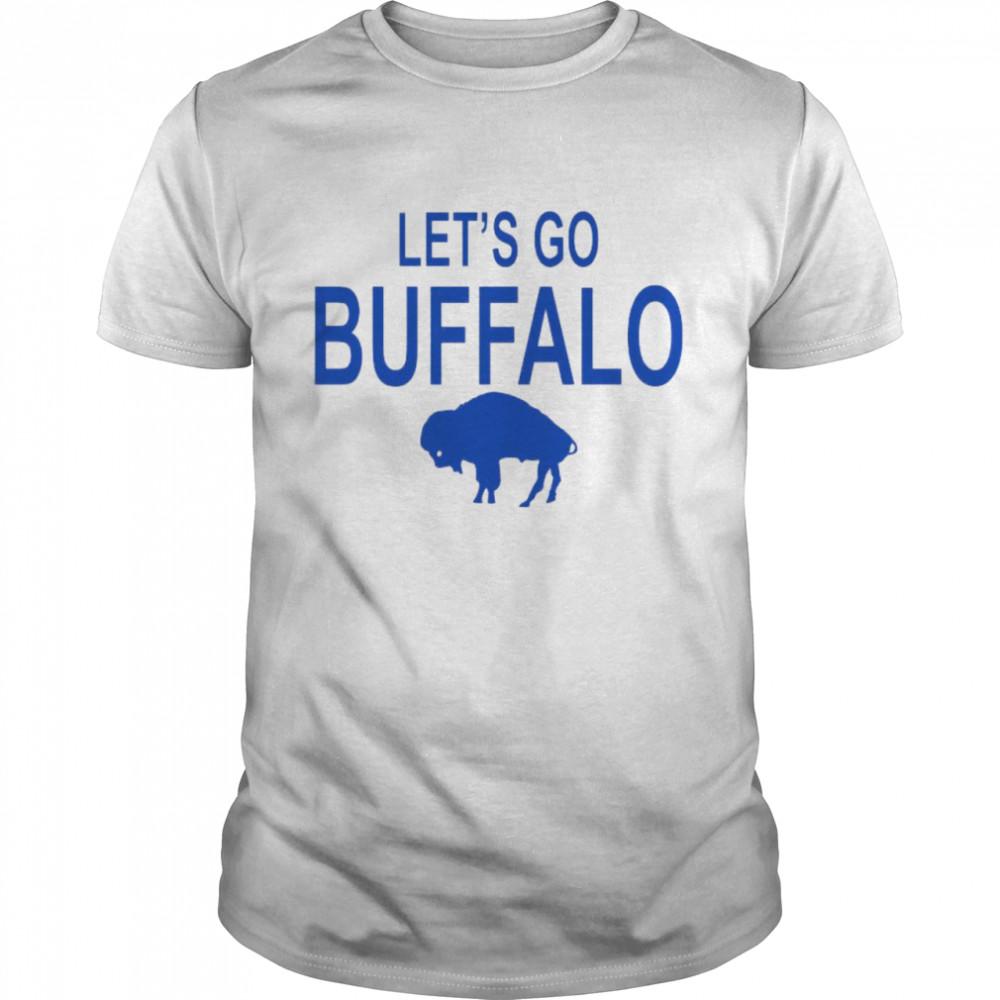 2020 lets go Buffalo Bills shirt