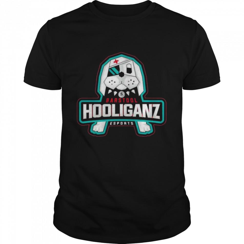 Barstool Hooliganz shirt