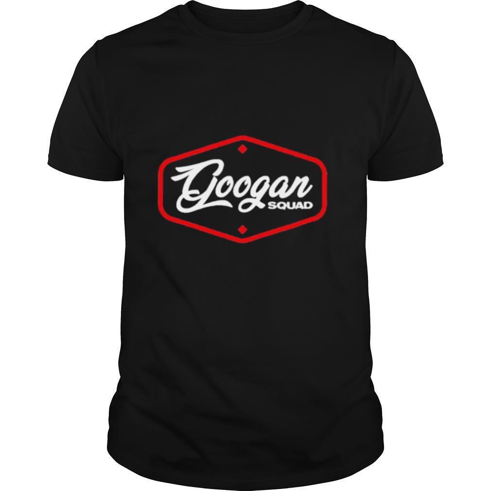 Googan squad winter shirt