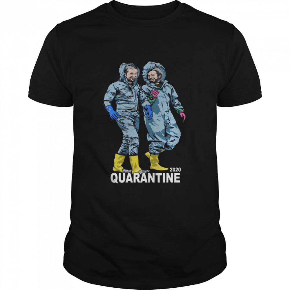 Healthcare 2020 Quarantine shirt