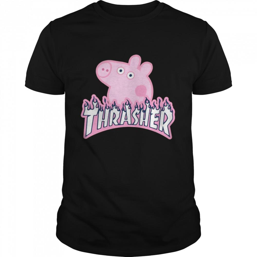 Peppa Pig Thrasher shirt