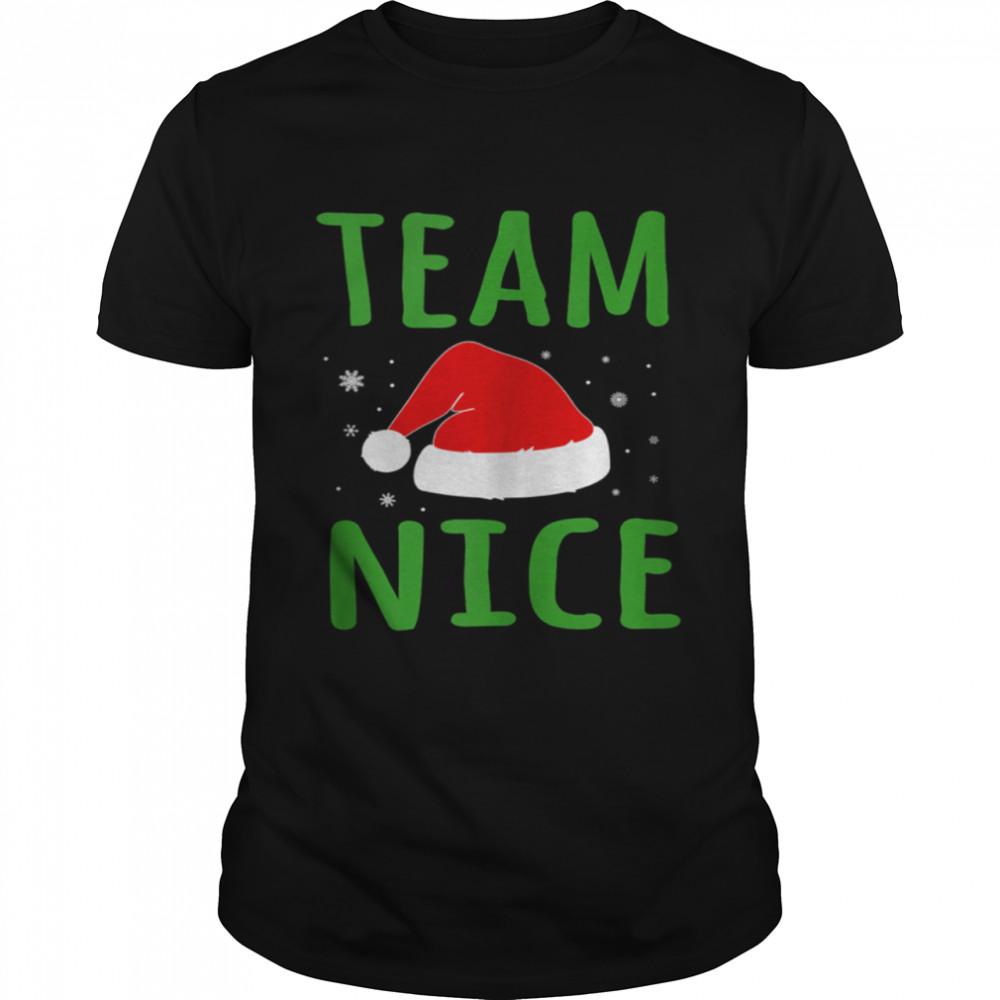 Team Nice Christmas shirt