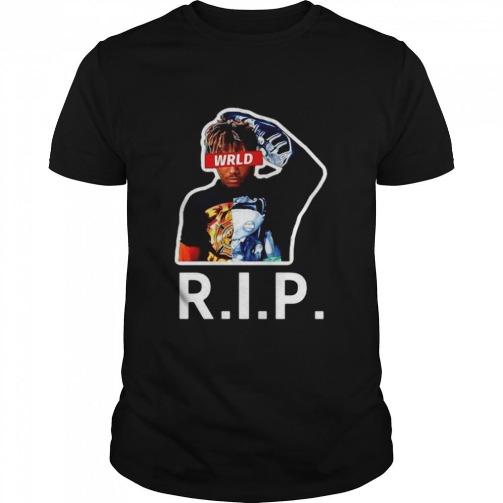 Rip Rest In Peace Juice Wrld shirt