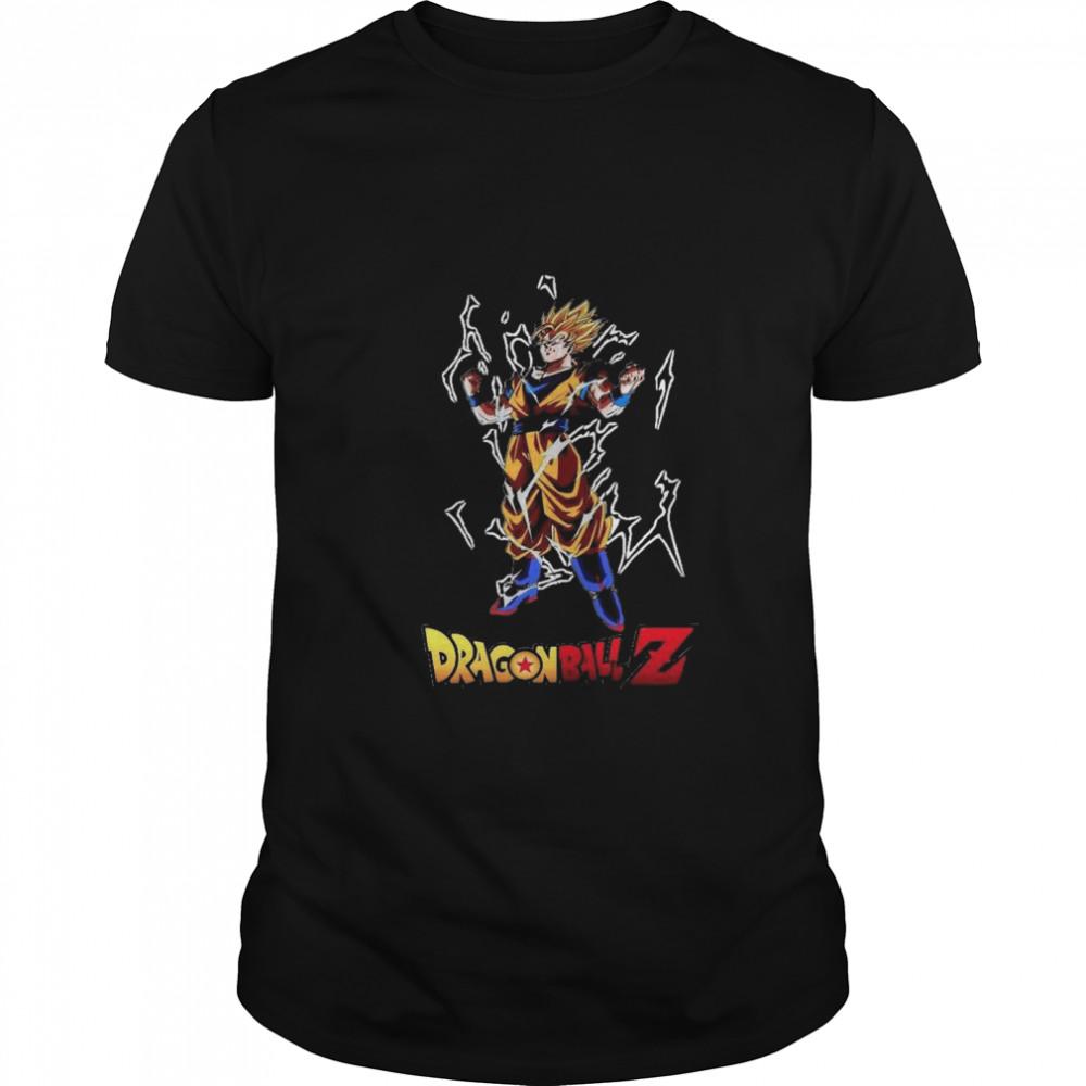 Dragon Ball Z Son Goku Super Saiyan shirt