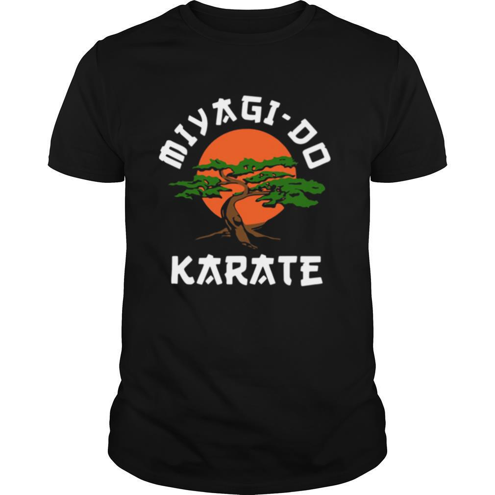 Miyagido Karate Bonsai Tree Shirte Vintage 2020 shirt
