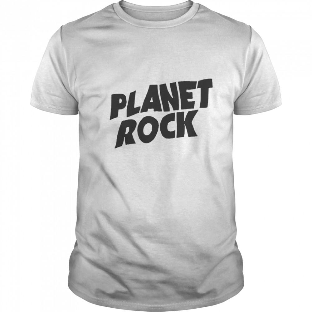 Planet Rock shirt
