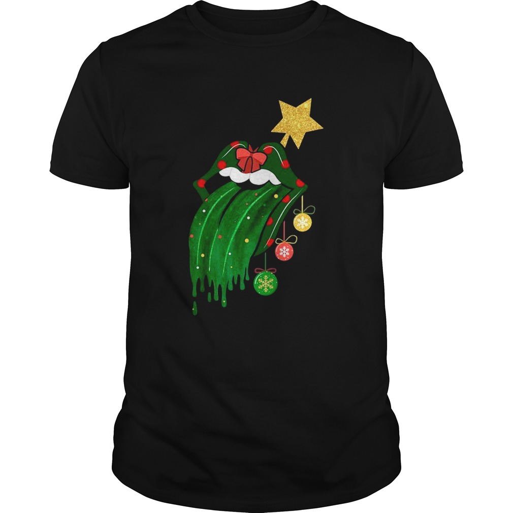 1606553246Gift The Rolling Stones Merry Christmas shirt
