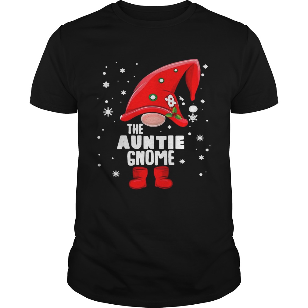 The Auntie Gnome Christmas shirt