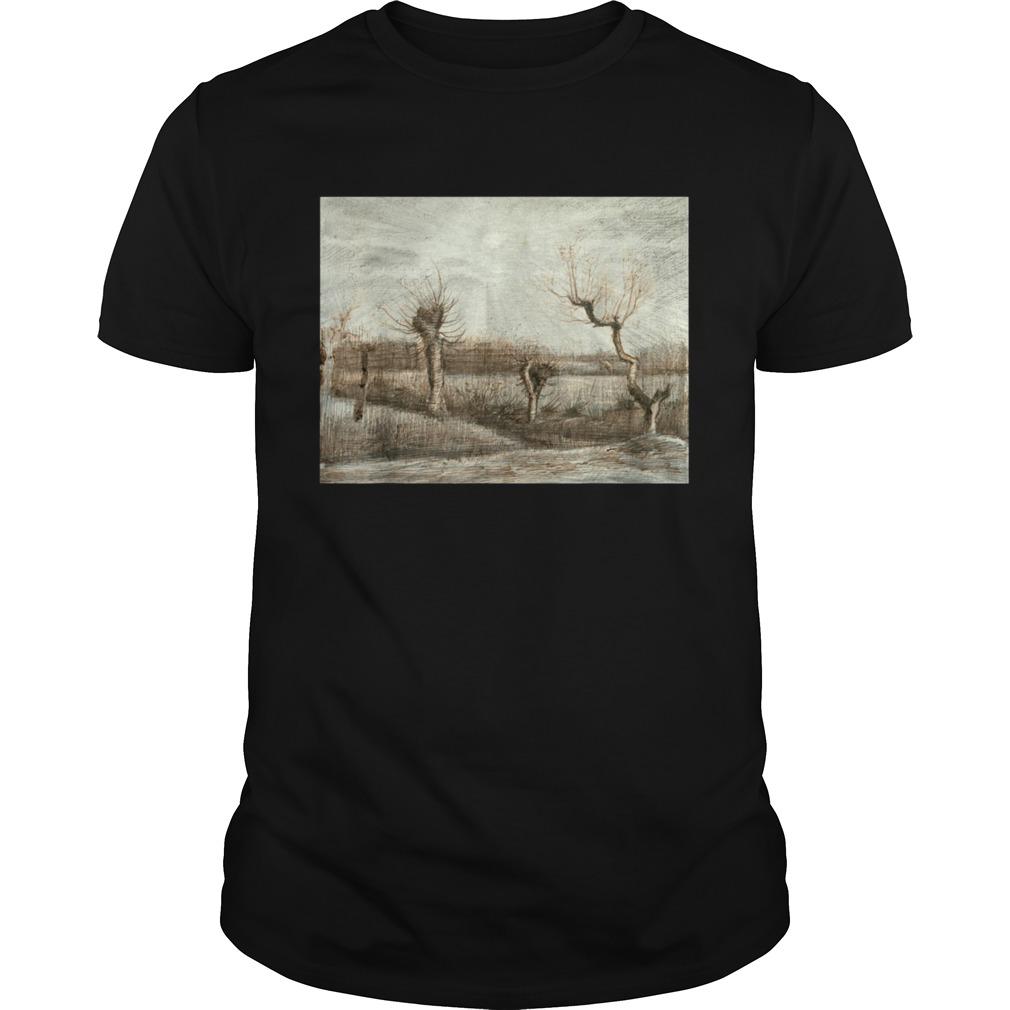 Van Gogh Tetards Pollards Famous shirt