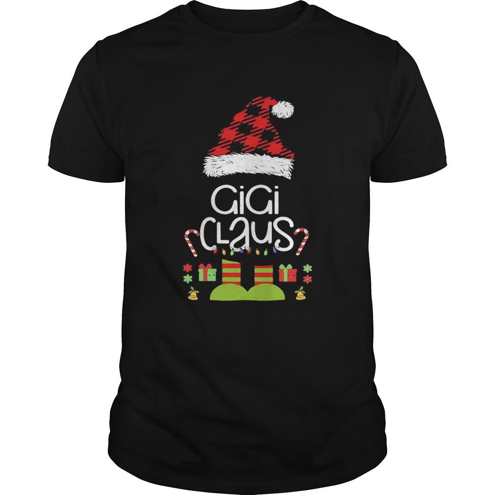 Gigi Claus Christmas shirt