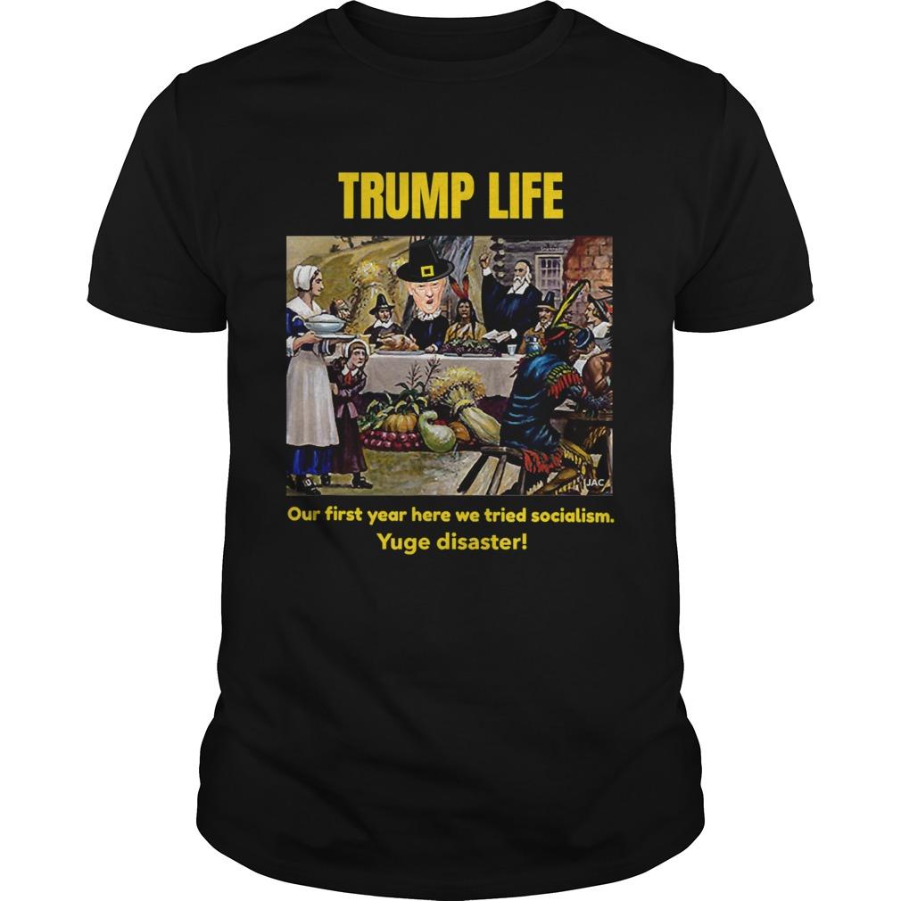 Trump Thanksgiving Dinner Celebration shirt