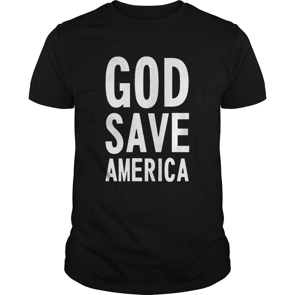 1603167698Kanye West God Save America shirt