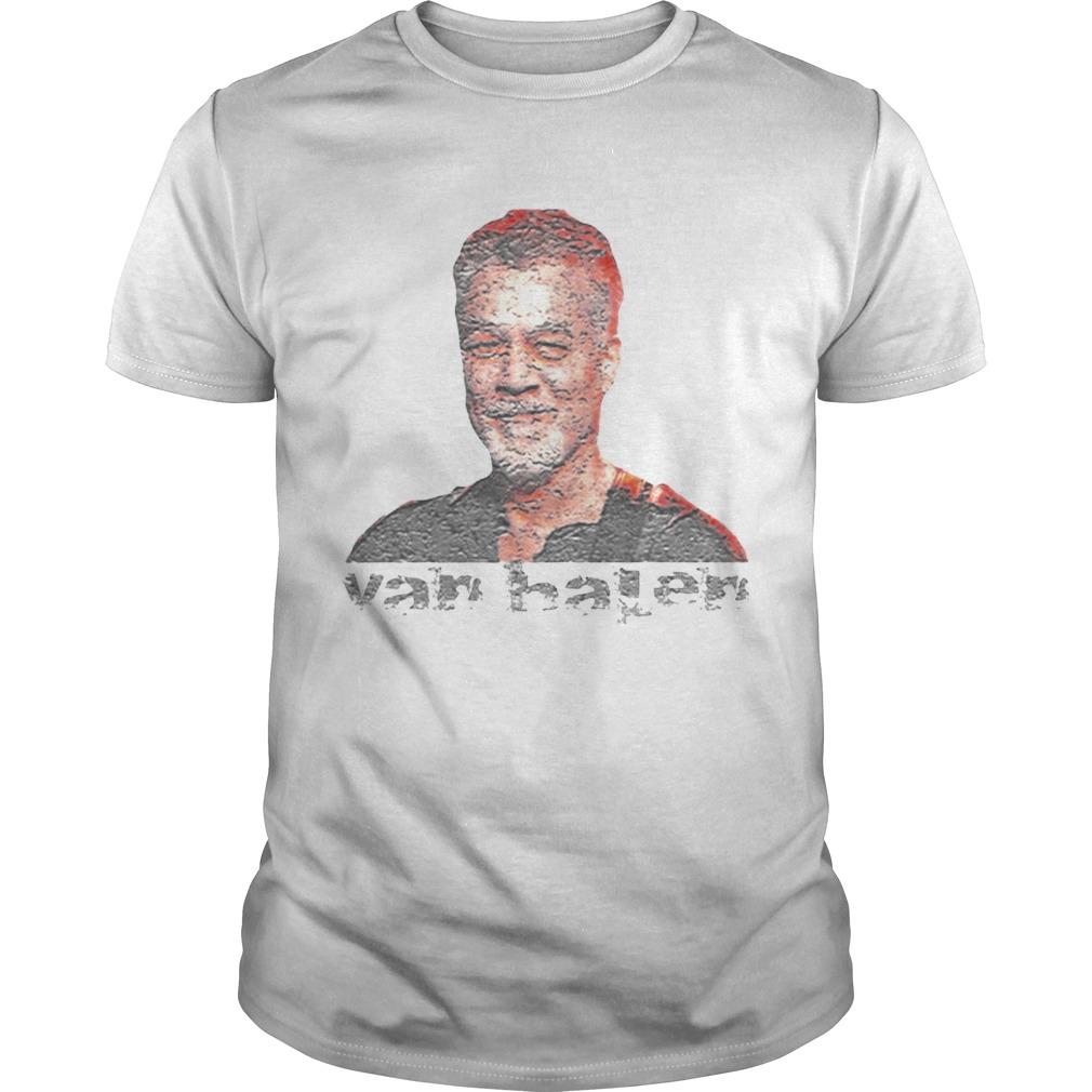 Rip Van Halen 2020 shirt