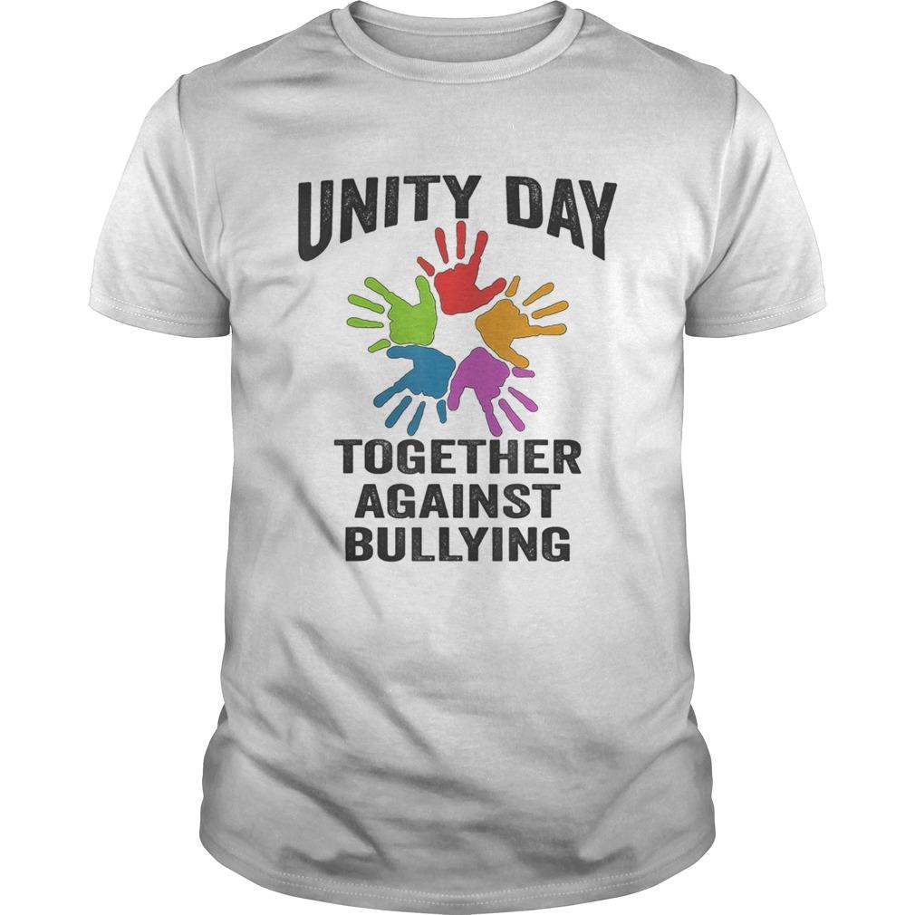 Unity Day Orange Be Kind Anti Bullying Kindness against bullying shirt