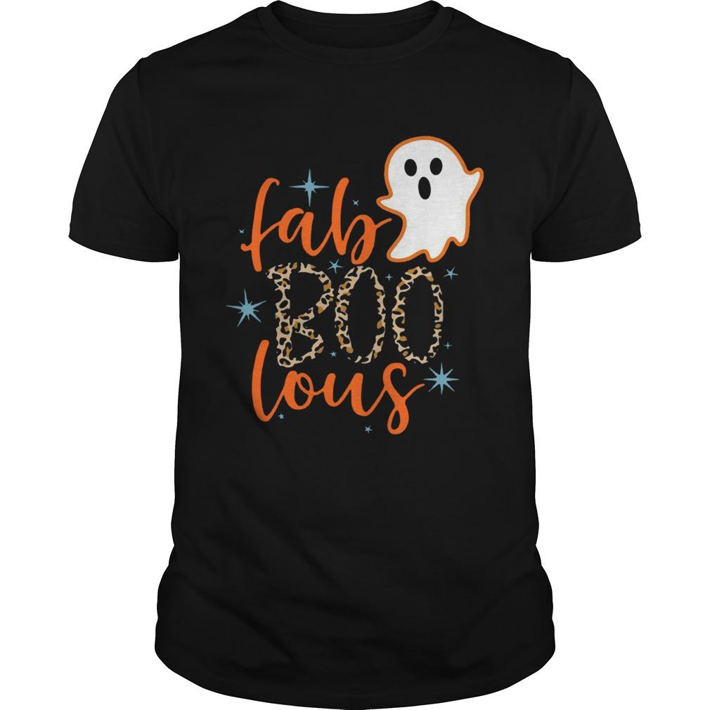 Fab Boo Lous Halloween shirt