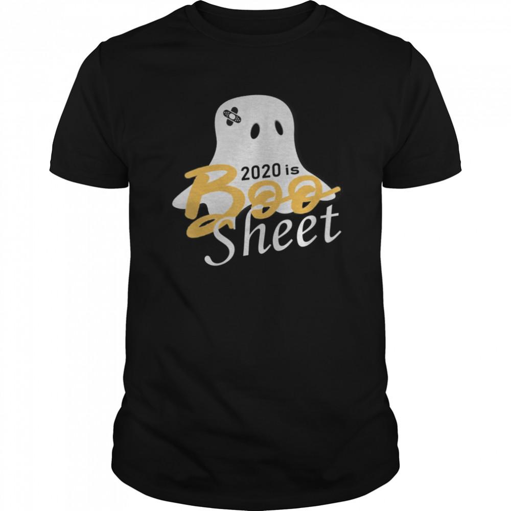 2020 Boo Sheet shirt