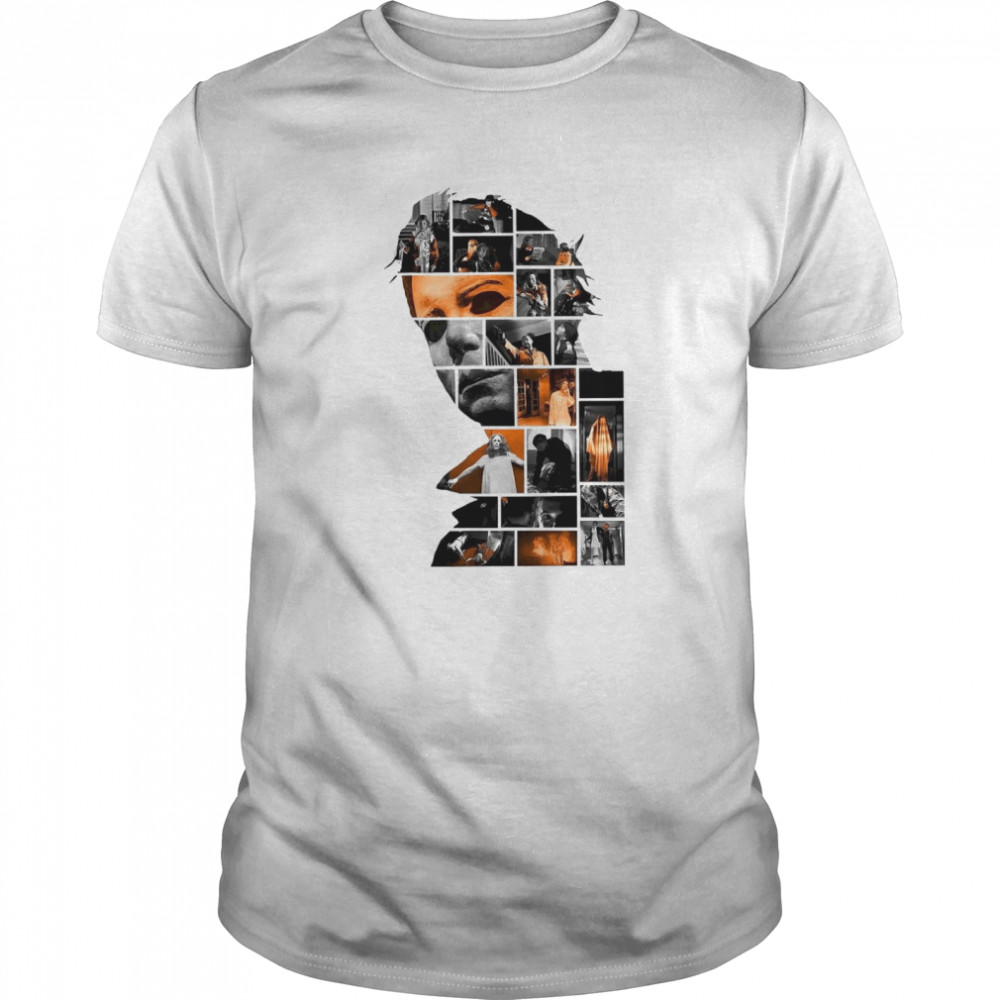 Michael Myers Face Character shirt