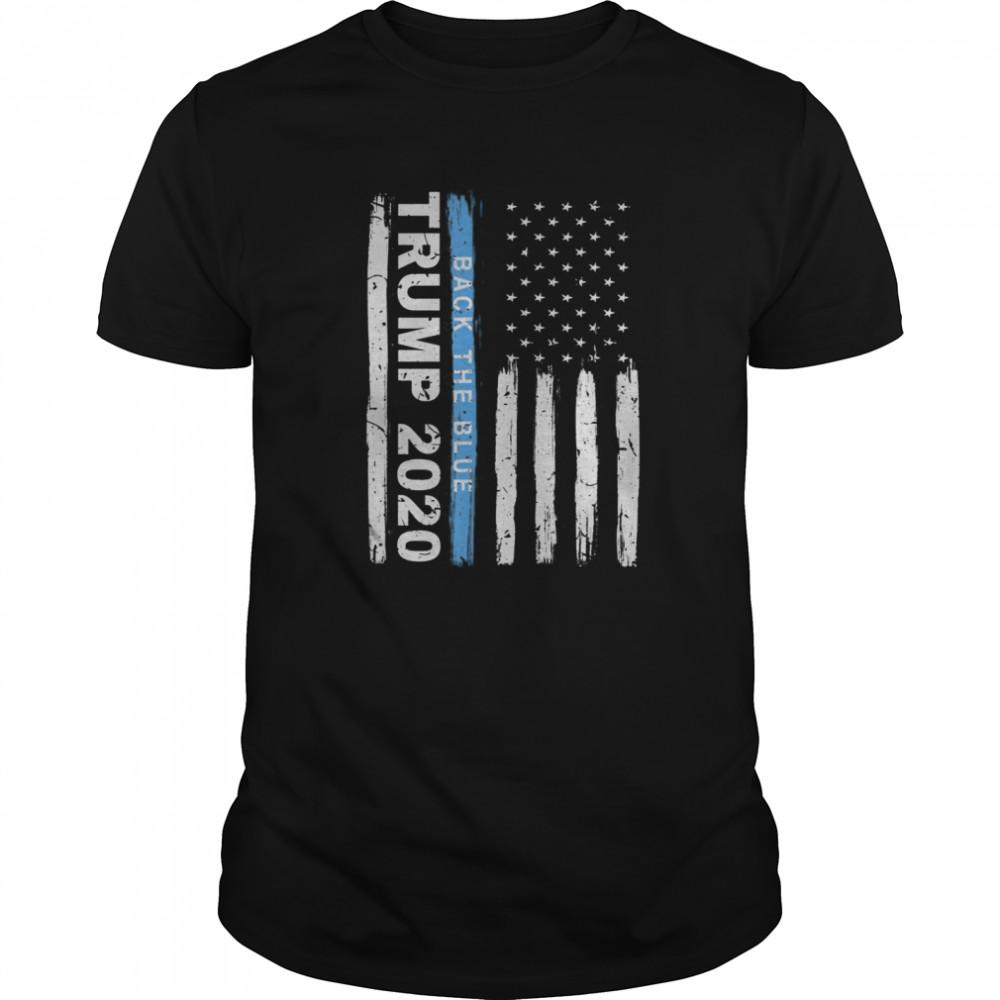 Trump Election USA Flag Make Liberals Cry Again Trump 2020 shirt