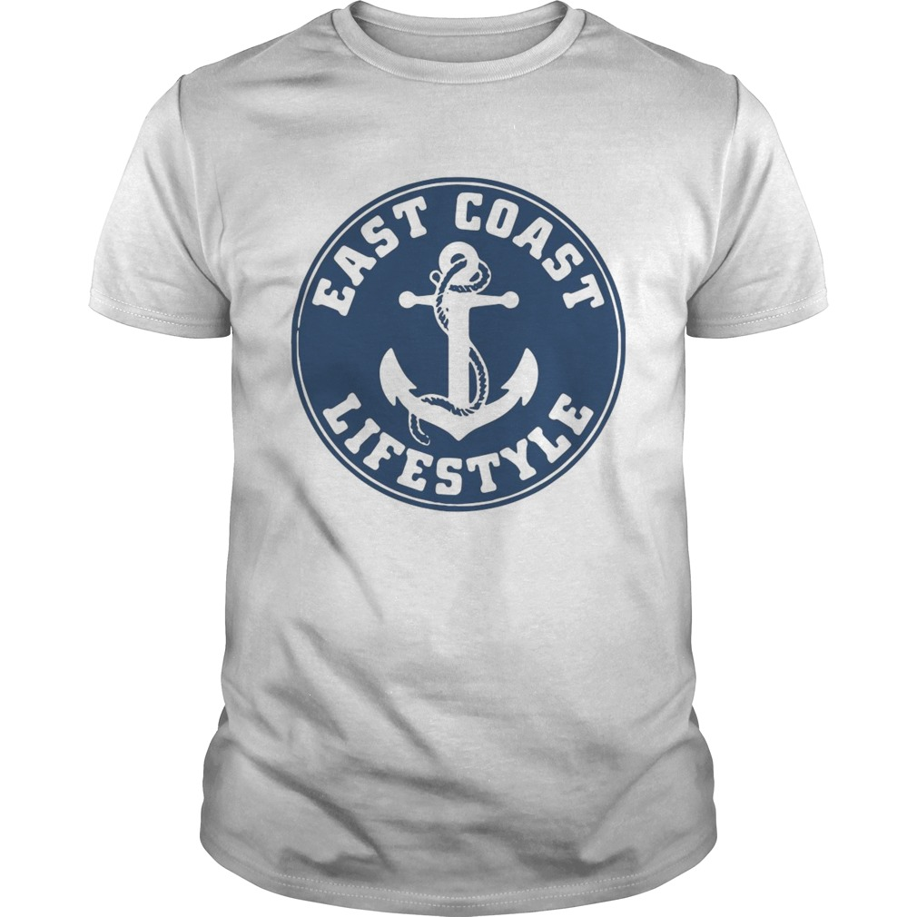 East Coast Lifestyle shirt