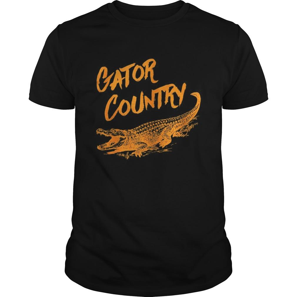 Gator Country Orangeshirt