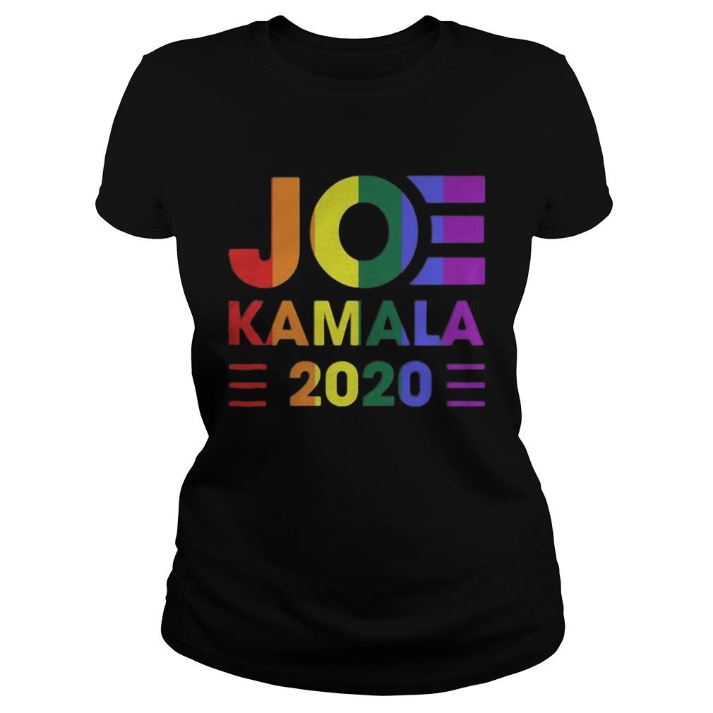 Lgbt joe biden kamala harris 2020 shirt