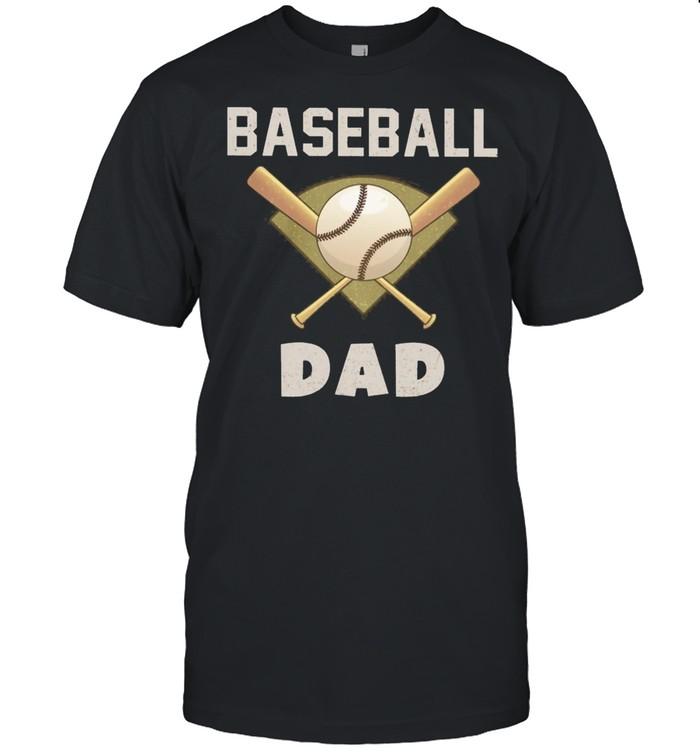 Baseball dad 2021 shirt