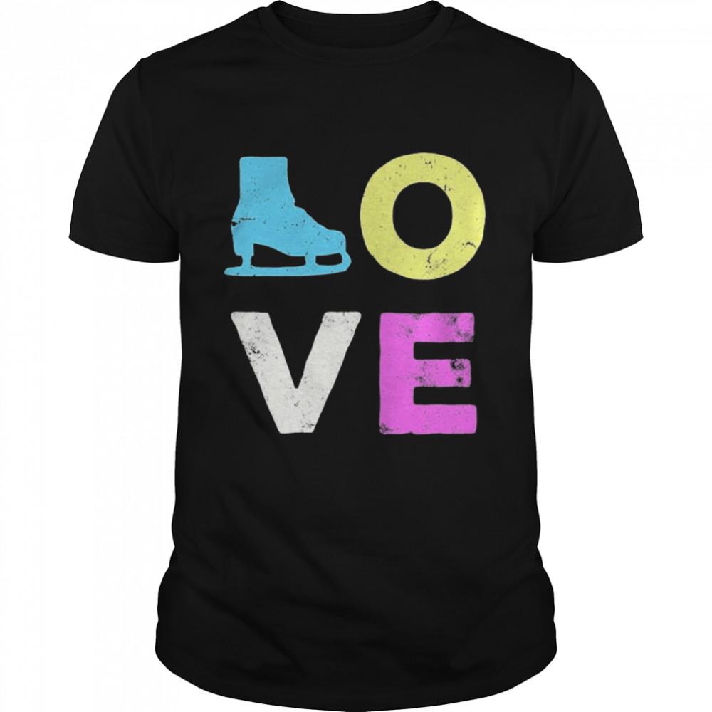Love Skate Team Fan Shirt