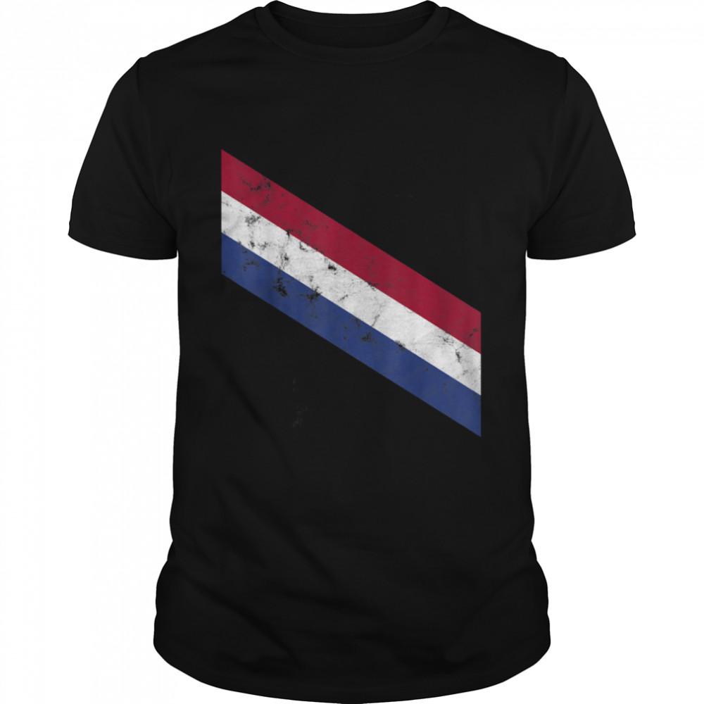 Retro Netherlands Soccer Jersey 14 Holland Dutch Lion shirt