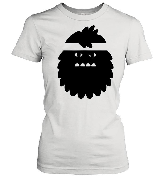 Bigfoot Kick shirt Classic Women's T-shirt