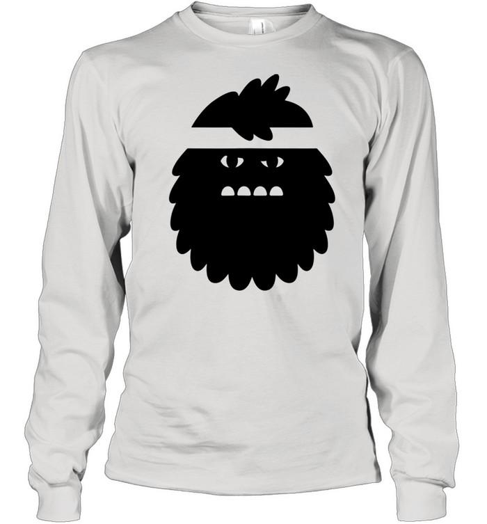 Bigfoot Kick shirt Long Sleeved T-shirt