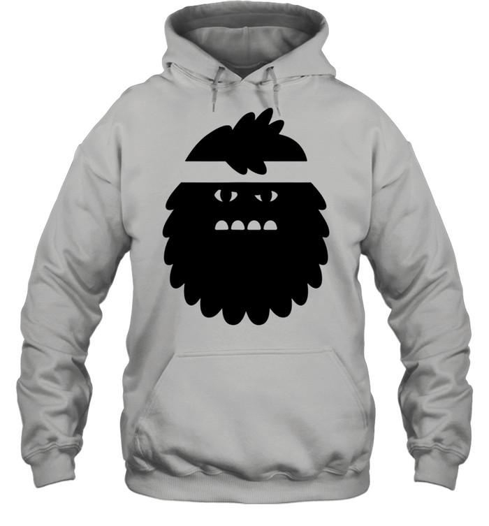 Bigfoot Kick shirt Unisex Hoodie