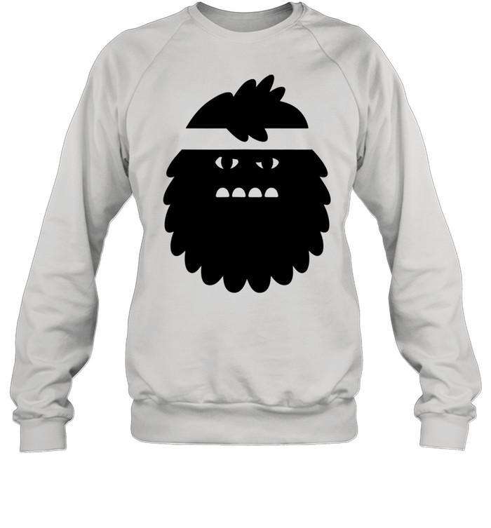 Bigfoot Kick shirt Unisex Sweatshirt