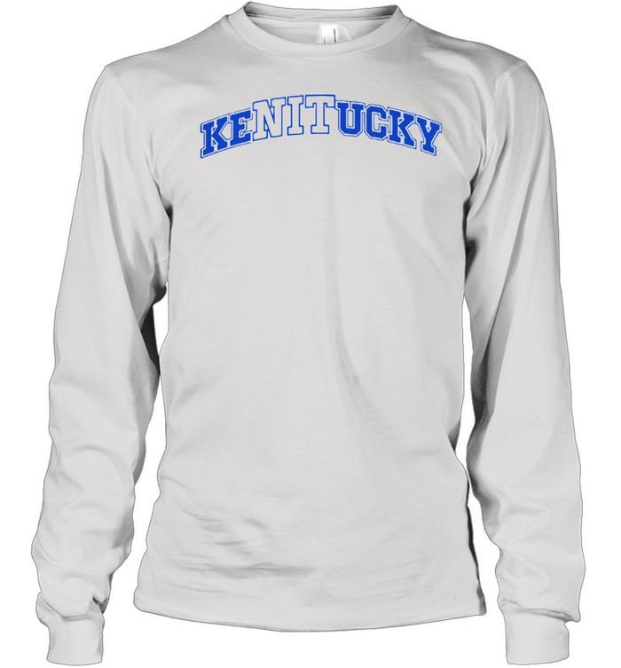 Kenitucky 2021 shirt Long Sleeved T-shirt