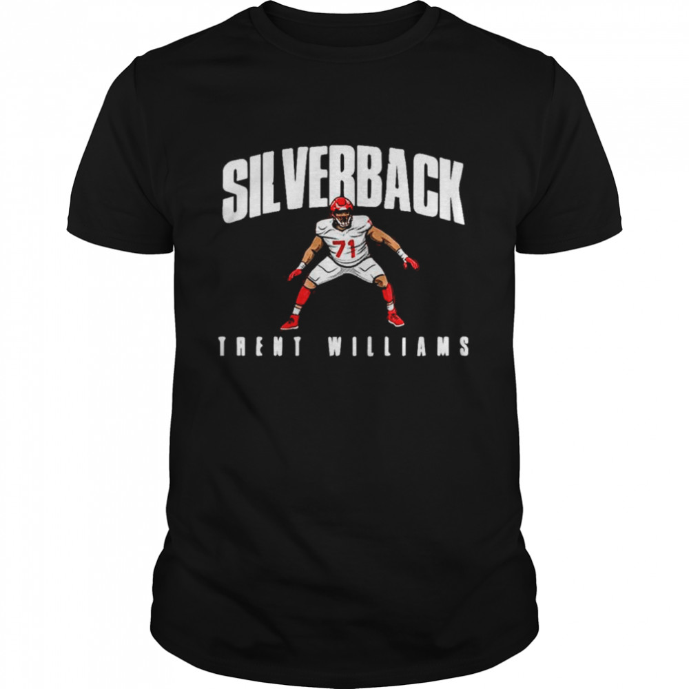 Silverback Strong Trent Williams shirt