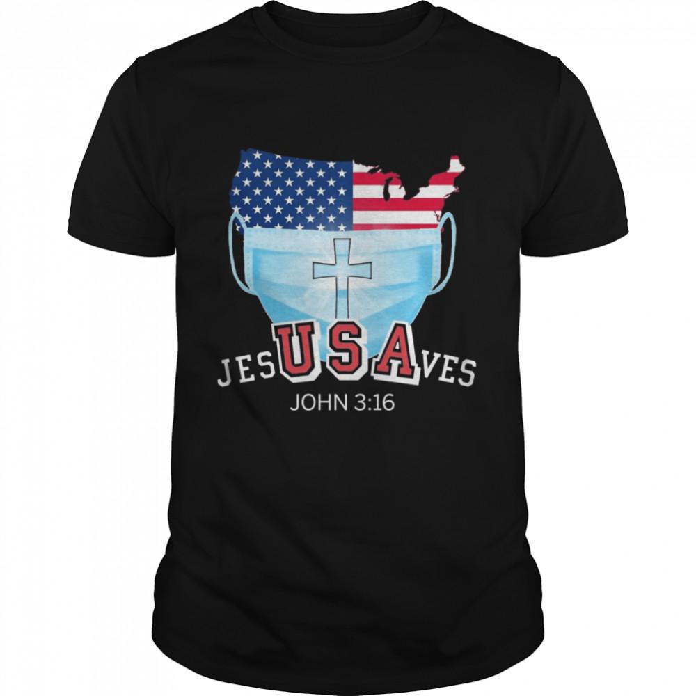 Face mask Texas American flag jes USA ves john shirt