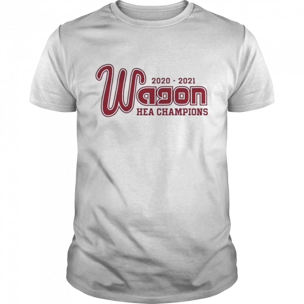 Wagon Hea Champions 2021 shirt