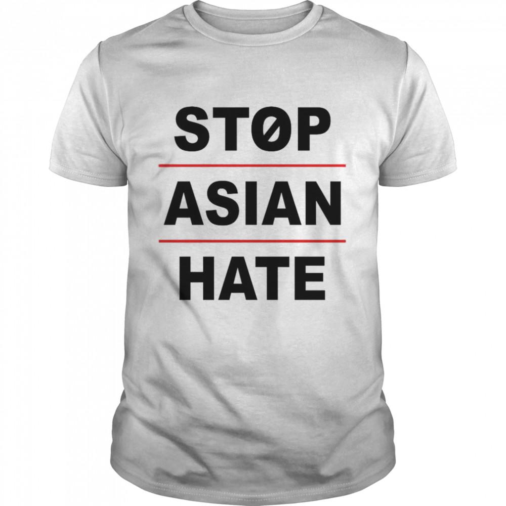 Stop Asian Hate Proud Asian shirt