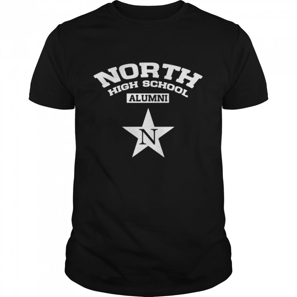 North High School Alumni Shirt