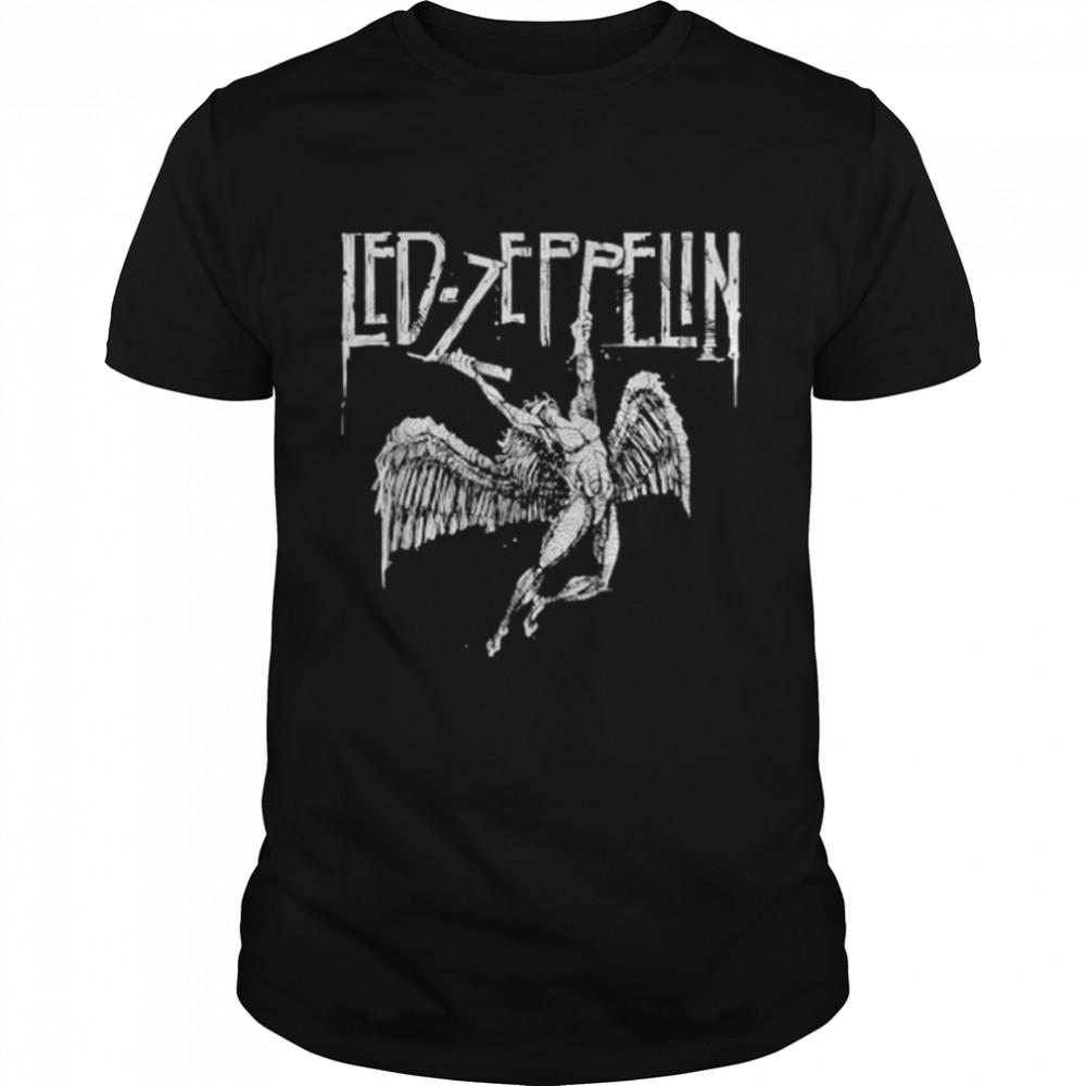 Led Zeppelin angels shirt