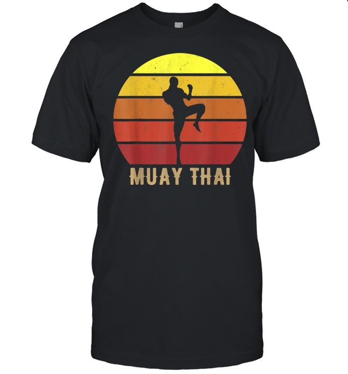 Muay Thai MMA Mixed Martial Arts Kickboxing Shirt