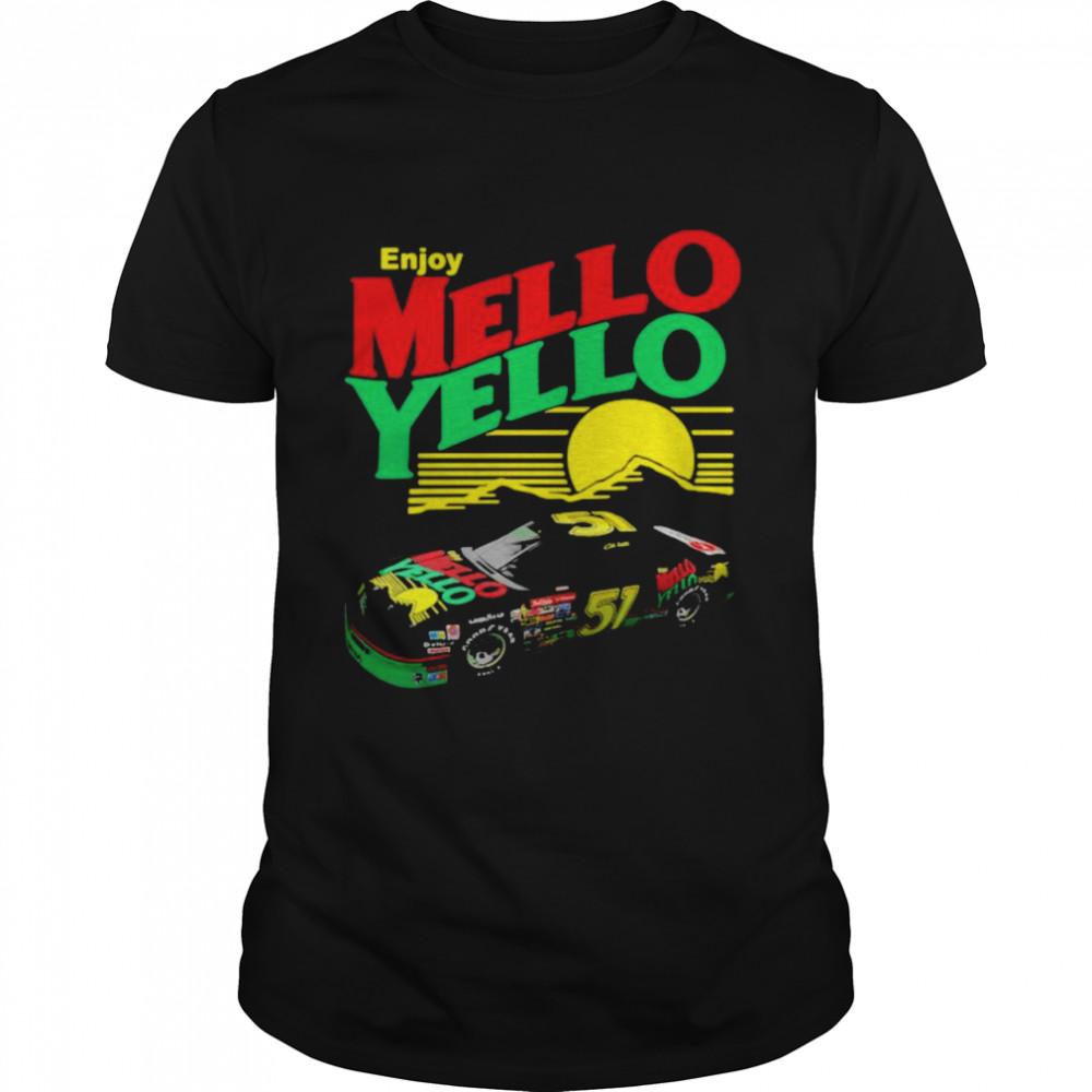Enjoy Mello Yello Sunset Shirt