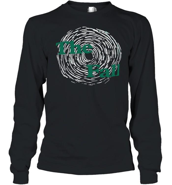 The Fall Logo Music shirt Long Sleeved T-shirt